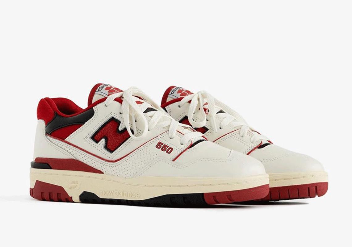 Aime Leon Dore New Balance 550 Release Info   SneakerNews.com