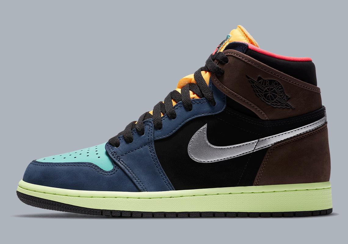 Vibrar duda Sindicato  Air Jordan 1 Bio Hack 555088-201 Store List | Pochta