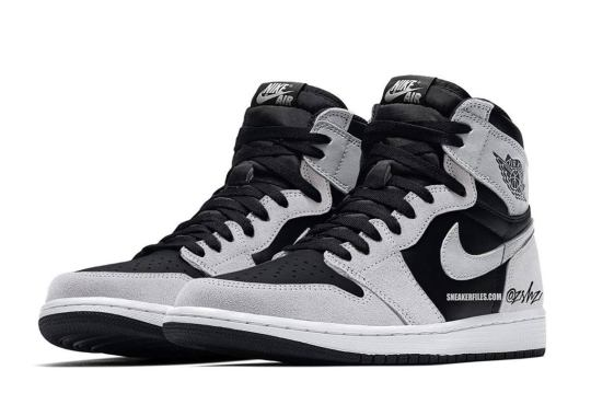 """Air Jordan 1 """"Shadow 2.0"""" Expected To Release During Spring 2021"""