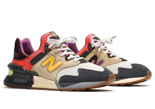 "Bodega Officially Announces The New Balance 997S ""Better Days"""