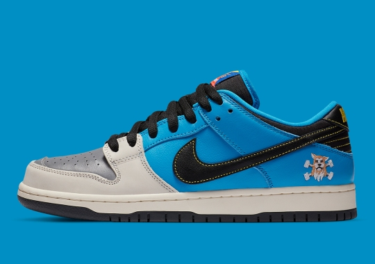 Where To Buy The Instant Skateboards x Nike SB Dunk Low