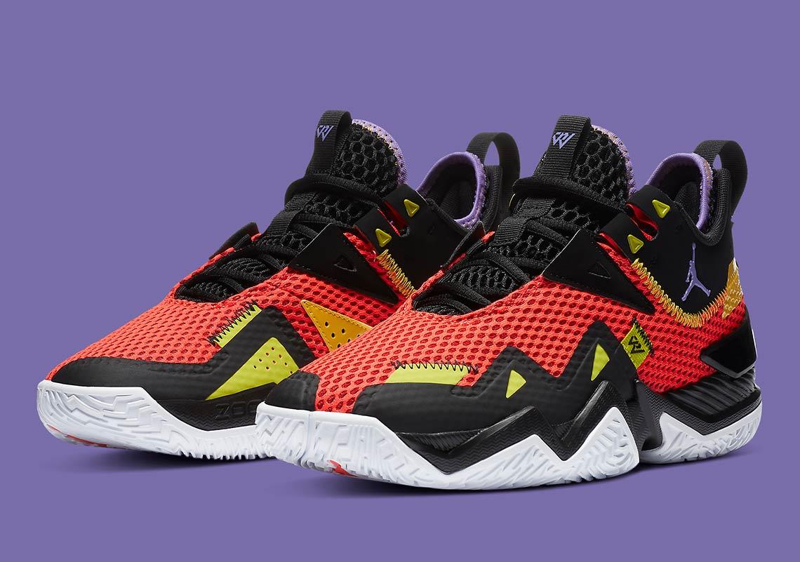 Jordan Westbrook One Take CJ0780-603 Release Info | SneakerNews.com