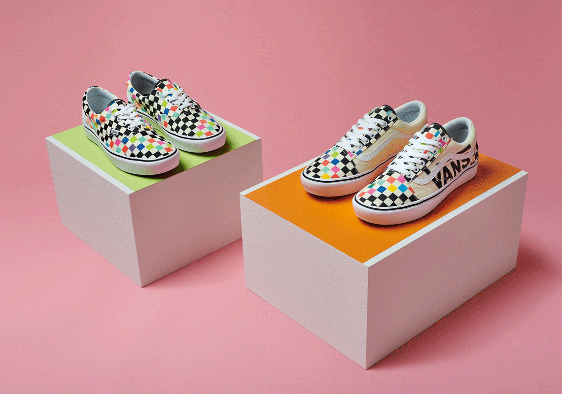 Vans MoMA Dali Monet Pollock Shoes - Release Date | SneakerNews.com