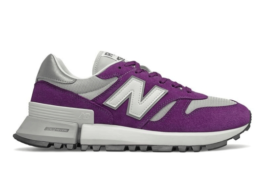 The New Balance R_C1300 Arrives In Magenta Uppers