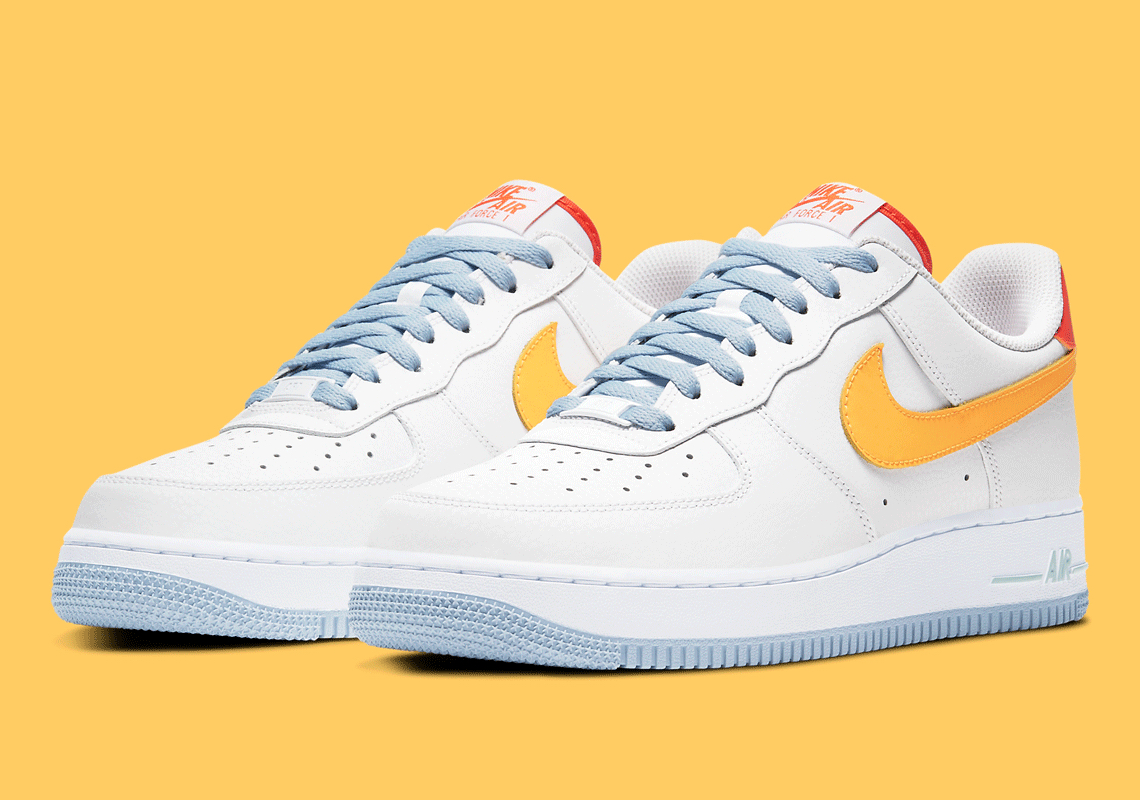 Nike Air Force 1 Low Be Kind Dc2196 100 Sneakernews Com Enjoy secure checkout and 2000+ new arrivals every day! nike air force 1 low be kind dc2196 100