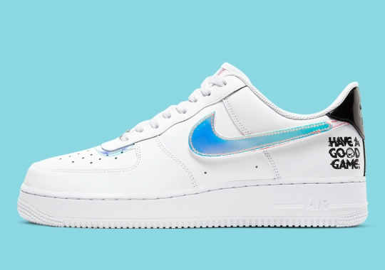 "Nike's ""Have A Good Game"" Collection Continues With An Air Force 1 Low"