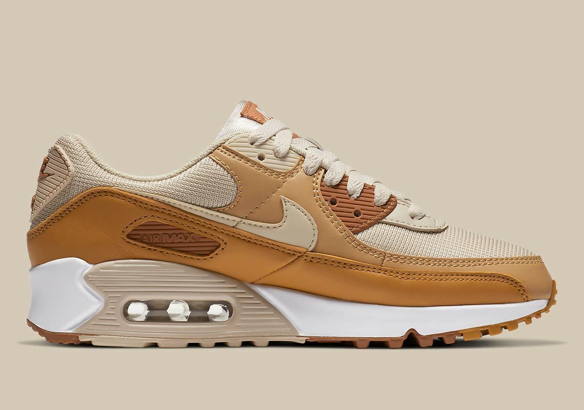 Nike Air Max 90 Caramel CZ3950-101 Release Info | SneakerNews.com