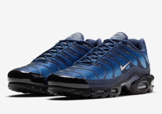 Nike Adds Honeycomb Patterns To The Air Max Plus