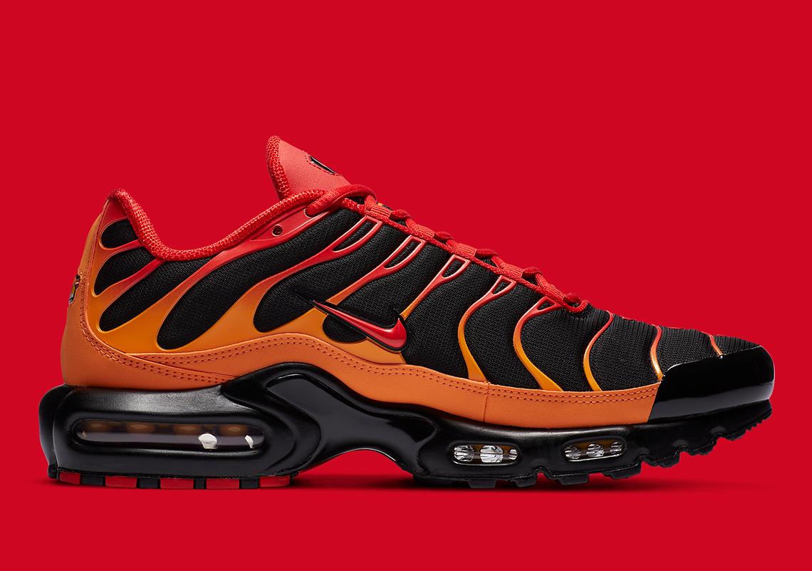 Nike Air Max Plus Volcano DA1514-001 Release Info   SneakerNews.com