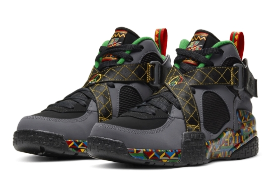 "The Nike Air Raid ""Urban Jungle Gym"" From 1993 Is Returning Again"