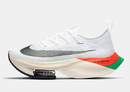 This Nike Zoom Alphafly NEXT% Commemorates Eliud Kipchoge's Kenyan Roots