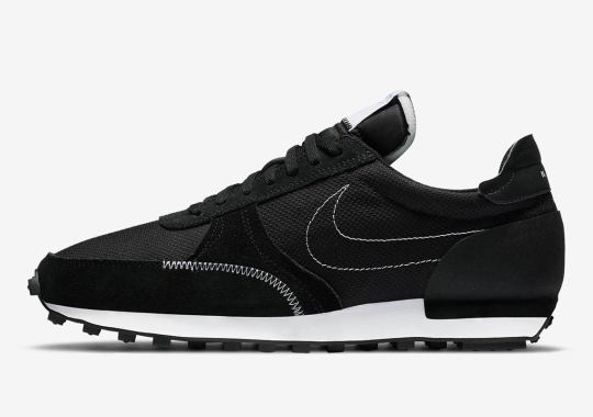 The Nike Daybreak Type Opts For A Simpler Black/White Composition