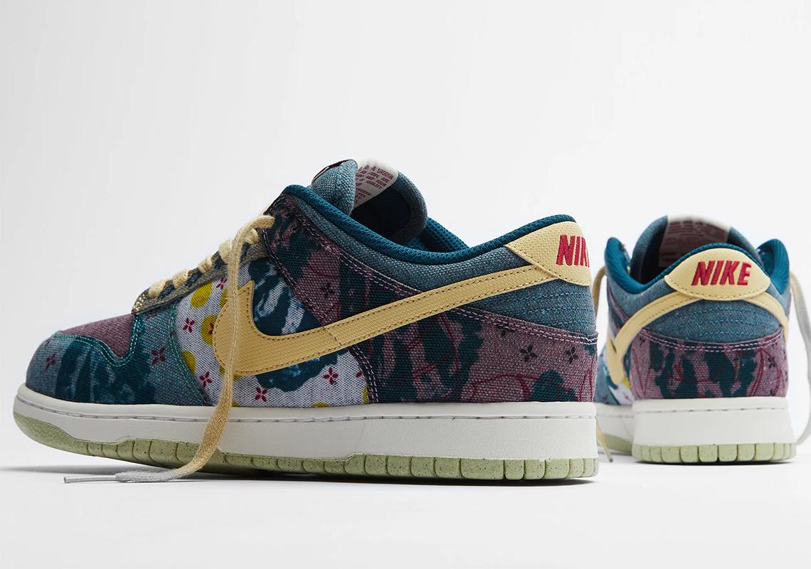 soplo malta El cielo  Nike Dunk Low Community Garden CZ9747-900 Store List | SneakerNews.com