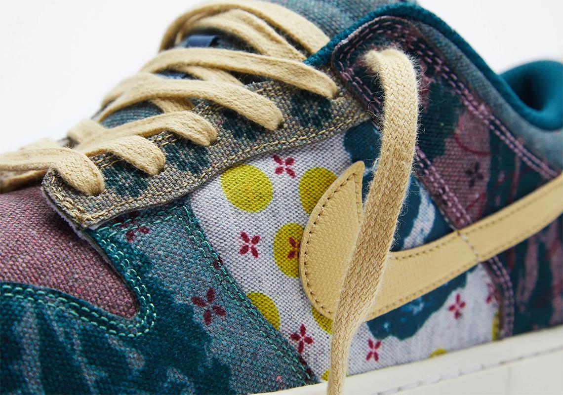 Nike Dunk Low Community Garden Cz9747 900 Store List Sneakernews Com