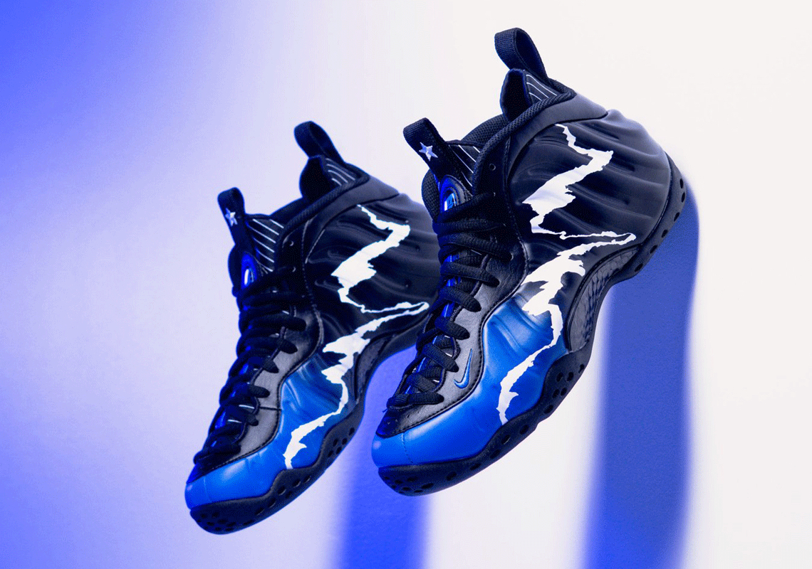 Nike Air Foamposite One Friday the 13th Custom Nice Kicks
