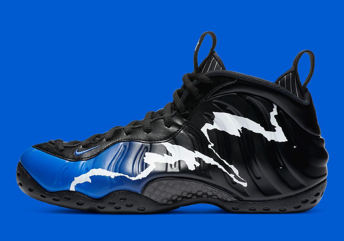 Nike Air Foamposite One NRG Galaxy All Star Penny 521286 ...