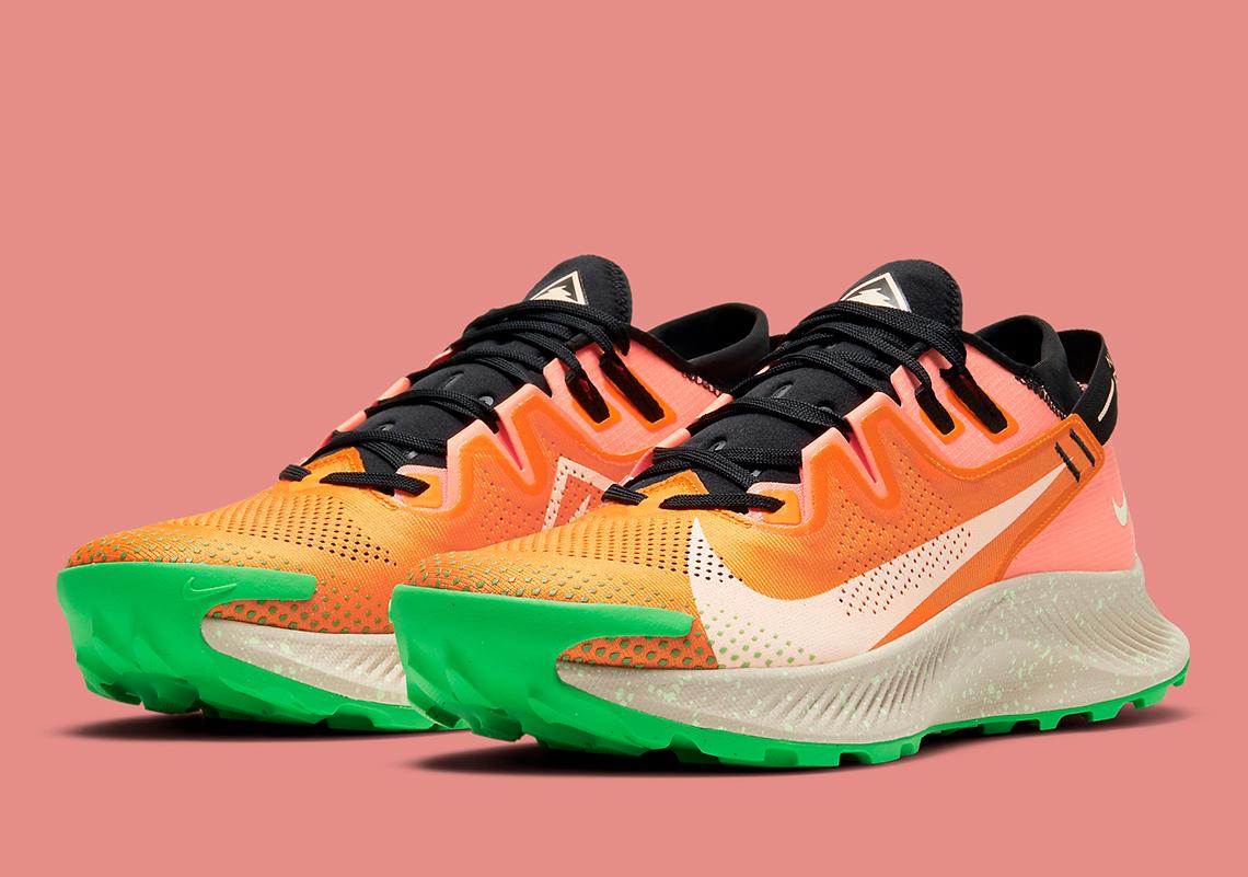 Nike Pegasus Trail 2 Mango CK4305-800 Release Info | SneakerNews.com