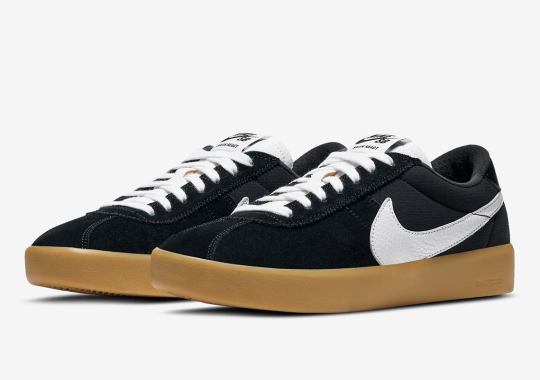 Nike SB Adds Gum Soles To The Bruin React