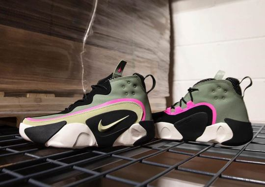 Nike's The 10th Division Returns With The React Frenzy