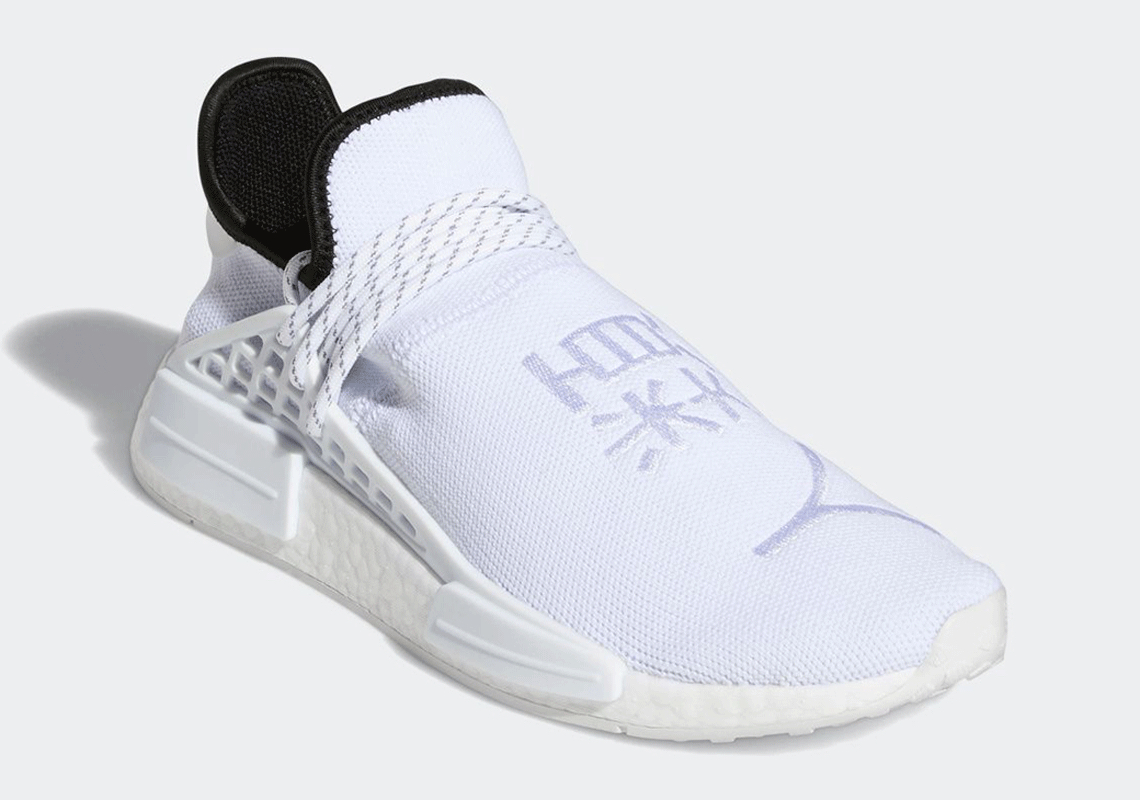 adidas x Pharrell Williams NMD HU Cream White – alle Release