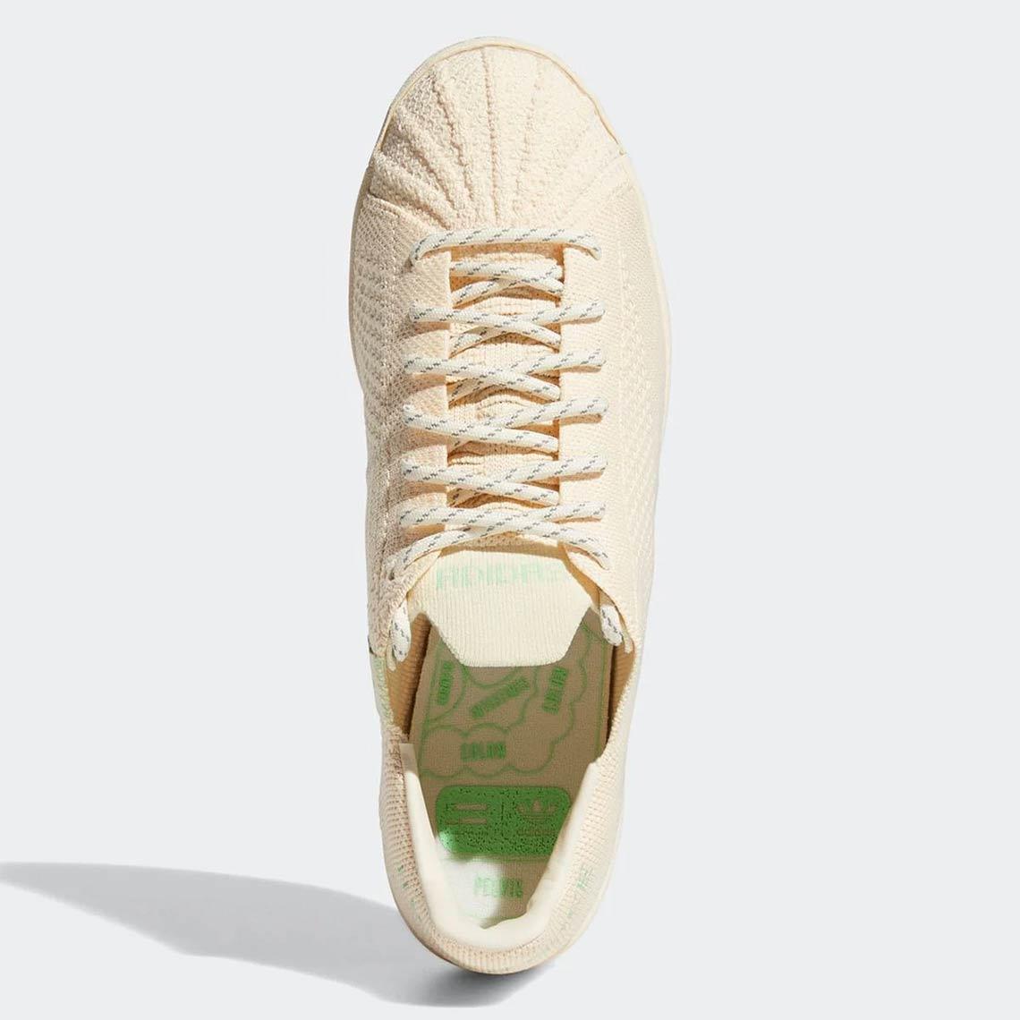 Pharrell adidas Primeknit Superstar 2020 Release Info ...