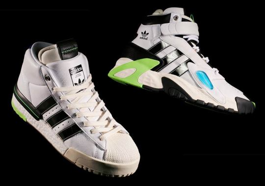 SANKUANZ Delivers Hybrid Concepts In The adidas Rivalry Pro-Model, Streetball Forum, And Solution Streetball