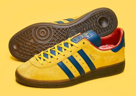 """SNS And adidas Continue Their GT """"Hometown Love"""" Series With A """"London"""" Colorway"""