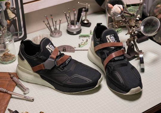 Star Wars And adidas Celebrate Han Solo With A Holster-Equipped ZX 2K BOOST