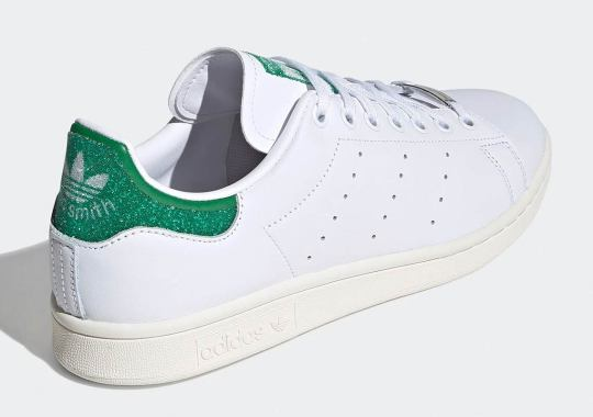 A Swarovski-Encrusted adidas Stan Smith Is Releasing