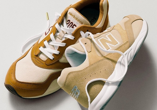 Beauty & Youth Presents The New Balance RC205 In Two Tonal Colorways