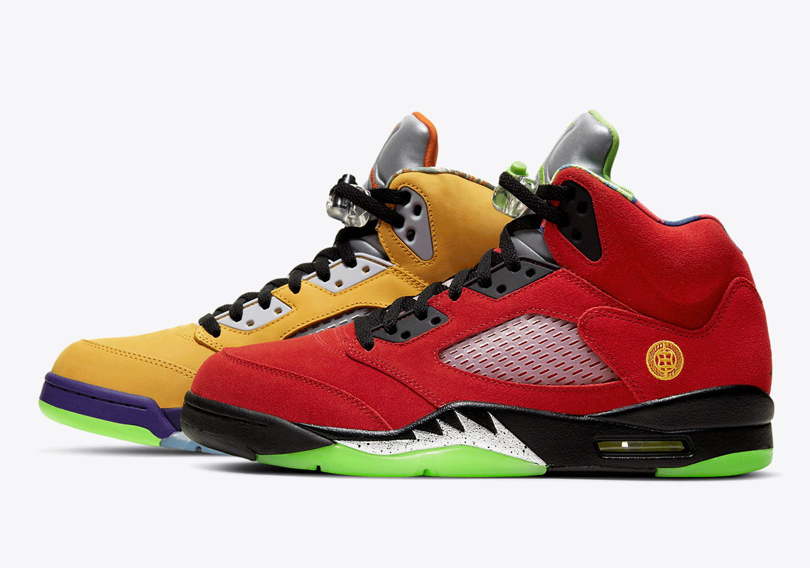 Air Jordan 5 What The CZ5725-700 - Release Info   SneakerNews.com
