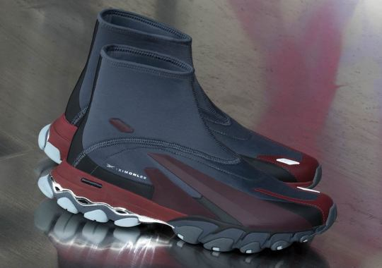 XIMONLEE And Reebok Channel Scuba And Trail Running With Their FW20 Collaboration