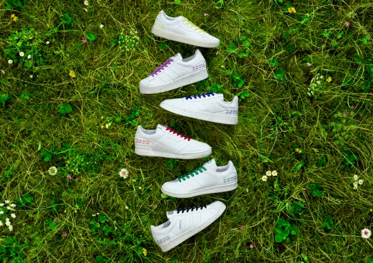 adidas' Clean Classics Collection Redesigns Originals To Reduce Environmental Waste