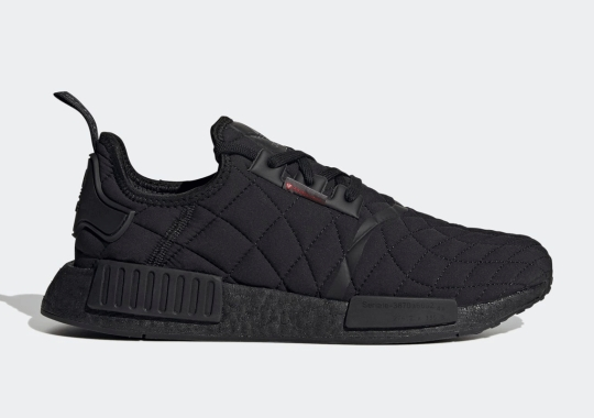 The adidas NMD R1 Appears With A Quilted Padded Upper