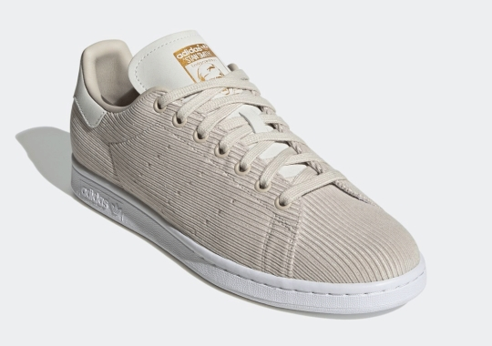 adidas Covers The Stan Smith In Corduroy