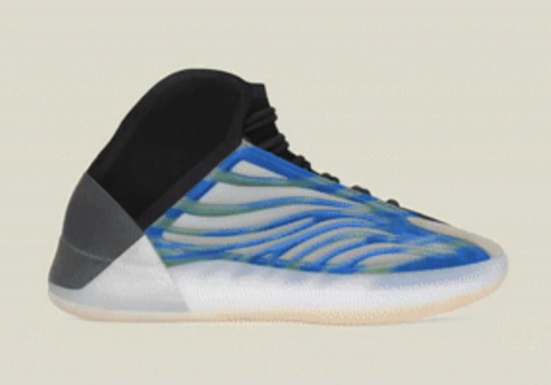 lobo Bueno simultáneo  adidas YZY QNTM Frozen Blue - Release Date  Pochta