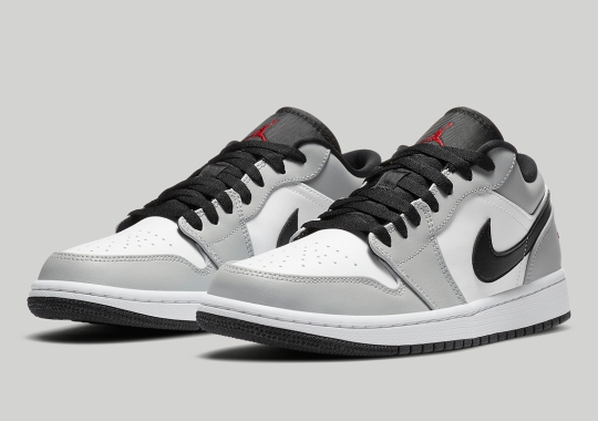 "Air Jordan 1 Low ""Light Smoke Grey"" Coming Soon"