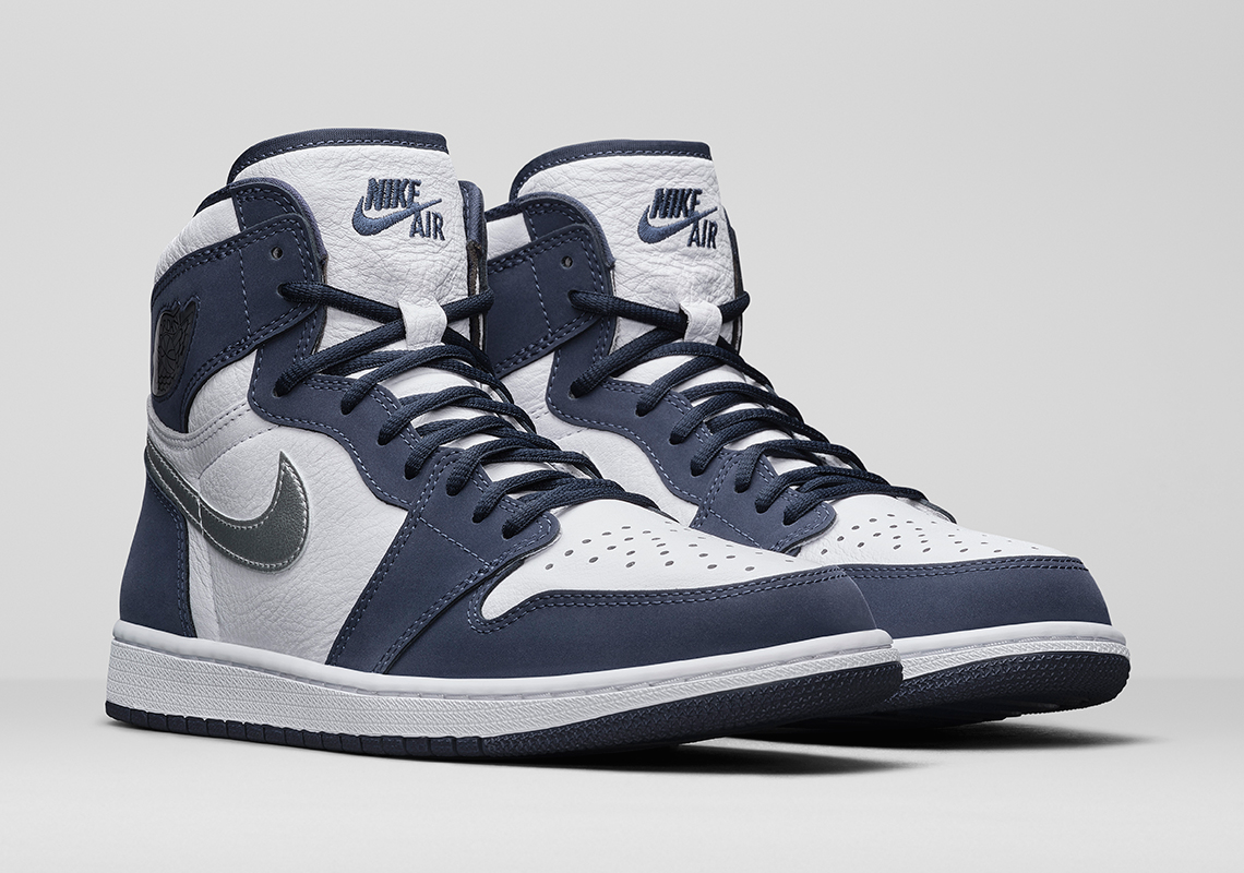 Air Jordan 1 CO.JP Midnight Navy DC1788-100 Release Info + ...