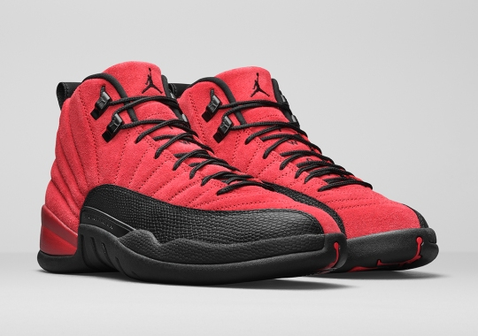 "Air Jordan 12 ""Reverse Flu Game"" Confirmed For Holiday 2020 Release"