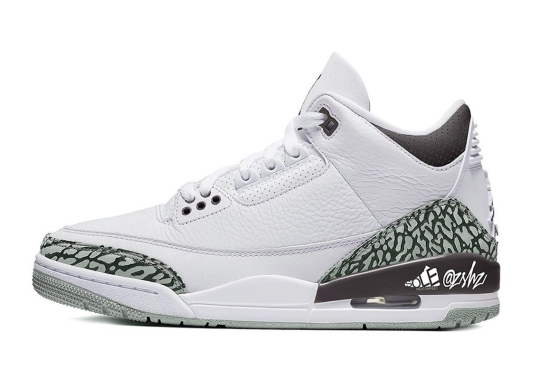 """A Women's Air Jordan 3 Retro SP """"Violet Ore"""" Is Scheduled For 2021"""