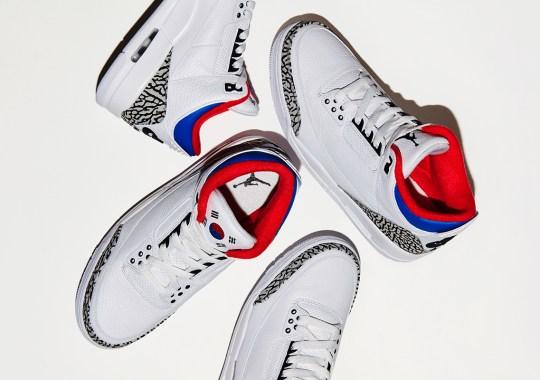 "Air Jordan 3 ""Seoul"" Returning As A Women's Exclusive Release"