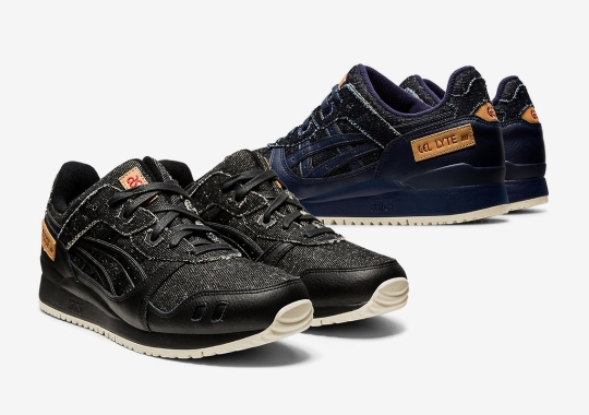 ASICS Tiger Delivers A GEL-Lyte III Inspired By Denim