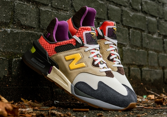 "Exclusive Look At Bodega's New Balance 997S ""Better Days"""