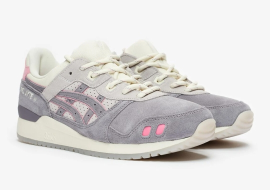 END And ASICS Draw Up A GEL-Lyte 3 Collaboration In Grey And Pink