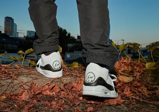 Fragment Design's Jordan Collaboration Will Include The Air Jordan 35