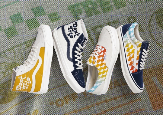LA's Free & Easy Teams With Vans Vault For A West Coast Capsule