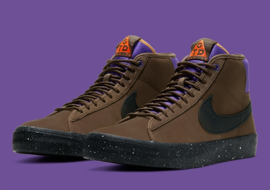 Grant Taylor And Nike SB Are Dropping An ACG-Inspired Blazer