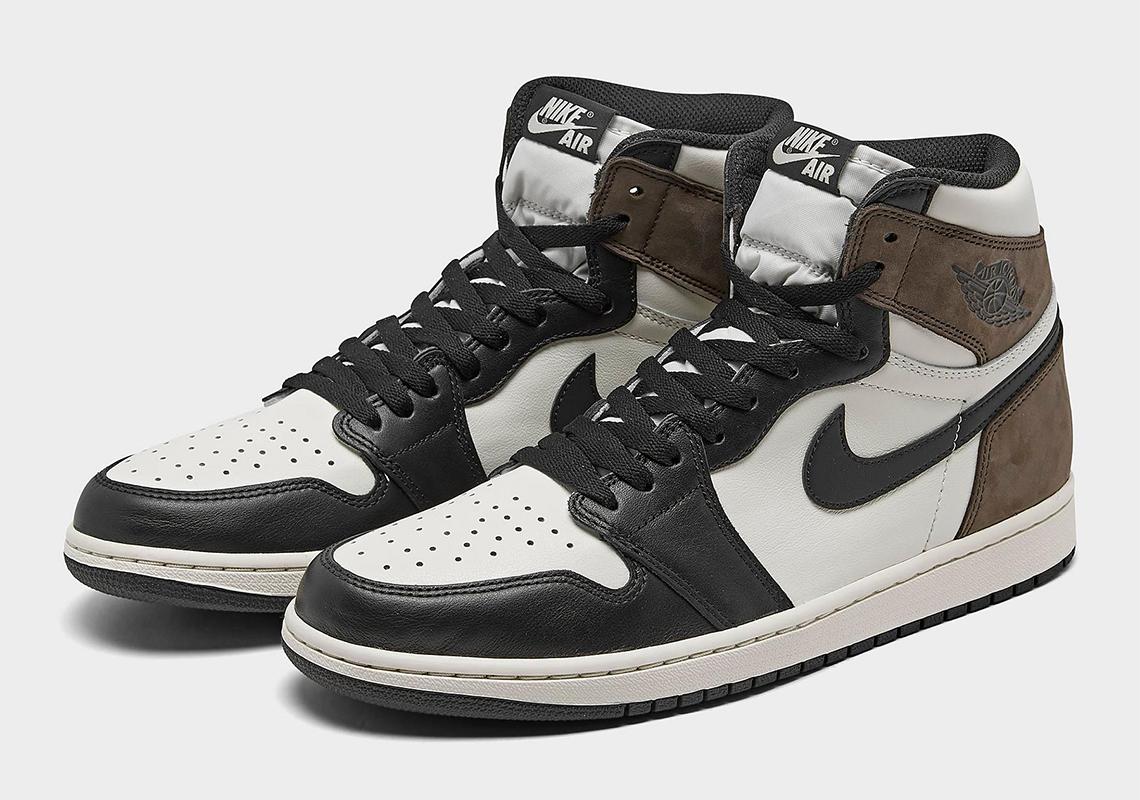 Air Jordan 1 High Dark Mocha 555088-105 Release ...