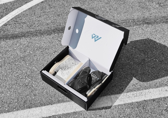 "Jordan And Converse Converge On The ""Why Not?"" Pack, Recognizing Russell Westbrook's Gritty Game"