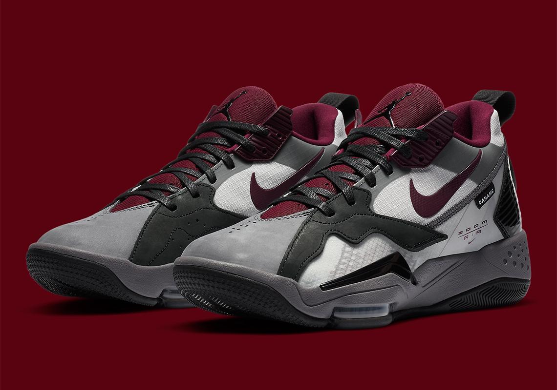 PSG Jordan Zoom 92 DA2554-006 Release